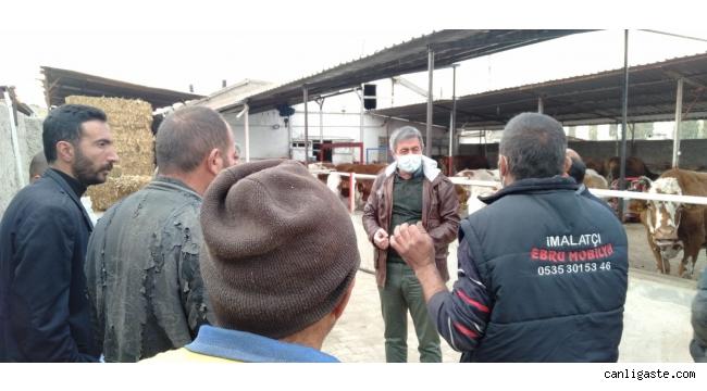 İYİ Partili Kazım Yücel: Türkiye'de tarım, hayvancılık ve et üretimi bitiyor