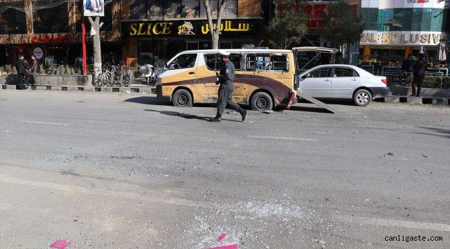 Kabil'e düzenlenen havan saldırılarında 8 kişi öldü
