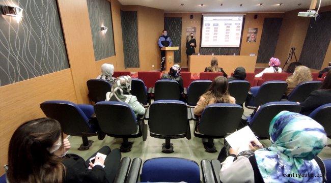 Kadın muhtarlar, İstanbul polisini ziyaret etti