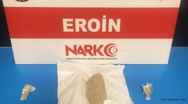 Kahramanmaraş'taki uyuşturucu operasyonlarında 4 tutuklama