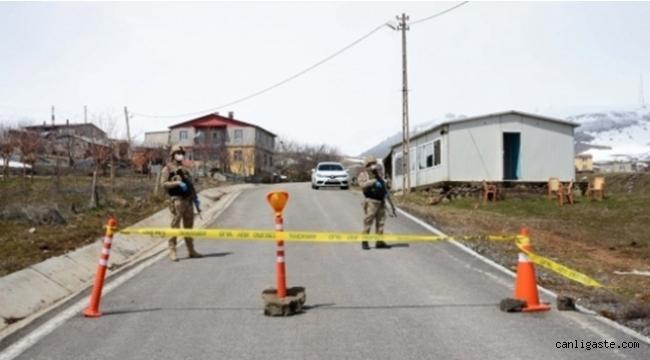 Kastamonu'da 2 mahalle karantinaya alındı