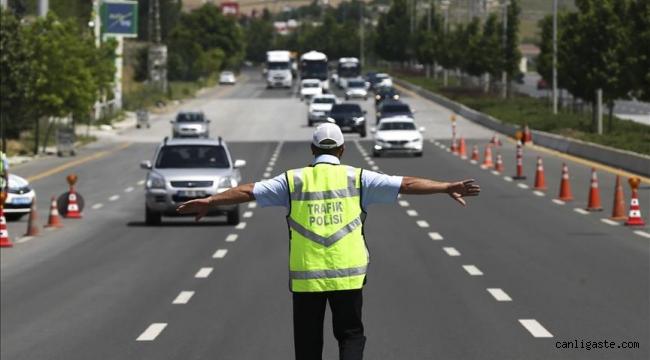 Kayseri'de 1 ayda 42 Bin 223 araç kontrol edildi 15 Bin 502 araca ceza uygulandı