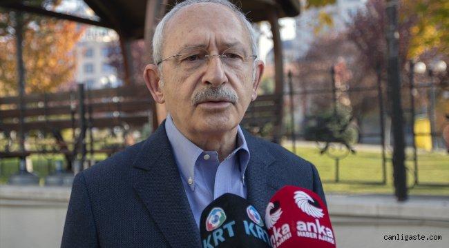 Kılıçdaroğlu, 4 partinin anayasa için görüştüğü iddiasına yanıt verdi: