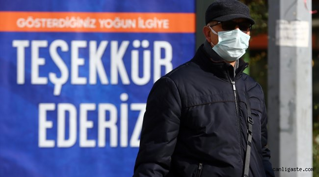 Konya'da Kovid-19 denetimleri sürdürülüyor