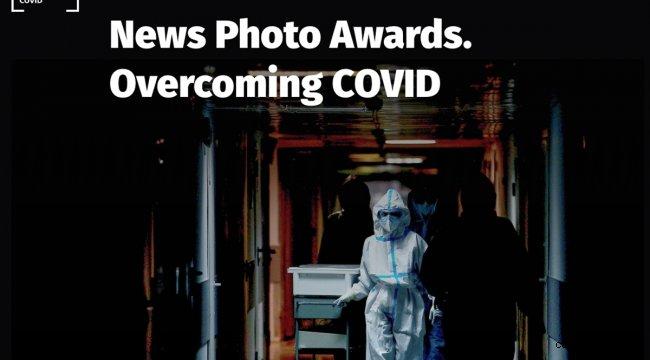 """Kovid-19 salgınına adanan """"Haber Fotoğraf Ödülleri: Kovid'i Yenmek"""" fotoğraf yarışması düzenlenecek"""