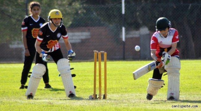 Kriket Açık Alan Türkiye Şampiyonası sona erdi