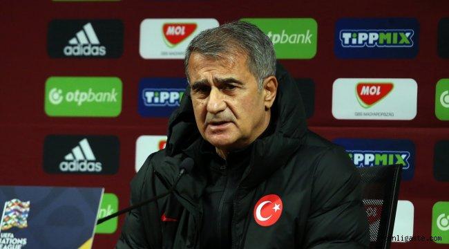 Macaristan-Türkiye maçına doğru