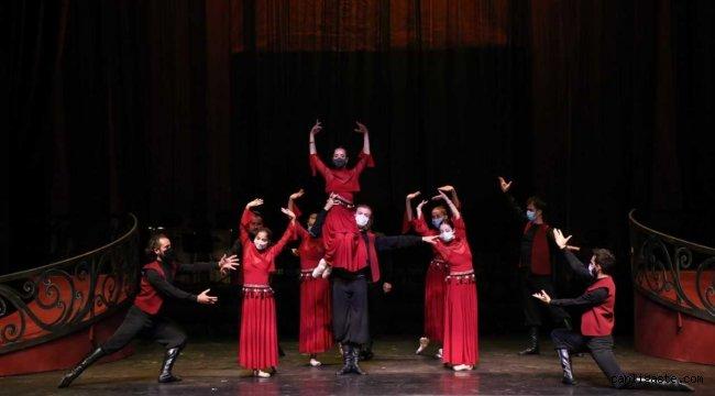"""Mersin Devlet Opera ve Balesi """"Yerelden Evrensele"""" eserinin prömiyerini sahneleyecek"""