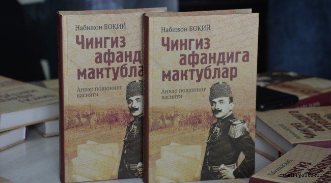 """Özbek yazar Nebican Baki'nin """"Enver Paşa'nın Vasiyeti"""" eseri tanıtıldı"""