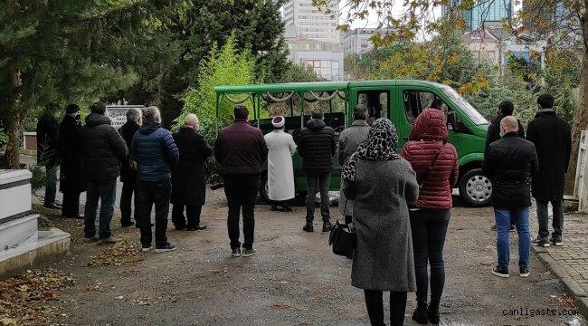 Prof. Dr. Asım Cenani'nin cenazesi İstanbul'da defnedildi