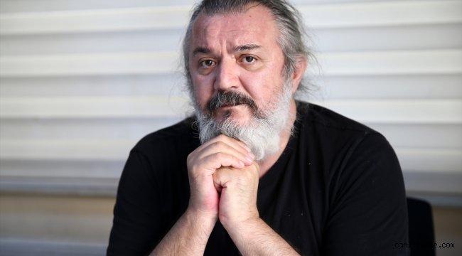 RÖPORTAJ - Sanatçı Müfit Can Saçıntı dizi ve film sektörünü değerlendirdi: