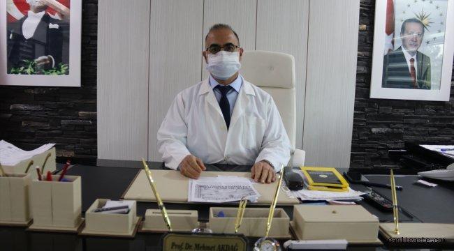 Sağlık çalışanlarında koronavirüs belirtilerinin çalışmaya engel olmadığı iddiası