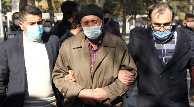 Kayseri'de Şehit Piyade Teğmen Burhan Sönmez son yolculuğuna uğurlandı