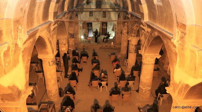 """""""Sihirli Flüt""""ün notaları Kapadokya'daki Eleni Kilisesi'nde yankılandı"""