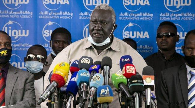 Sudan'da silahlı hareketlerin liderlerinden birlik mesajı