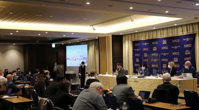 """Tokyo Valisi Koike'den Tokyo 2020 için """"yeni model hazırlığı"""" vurgusu:"""