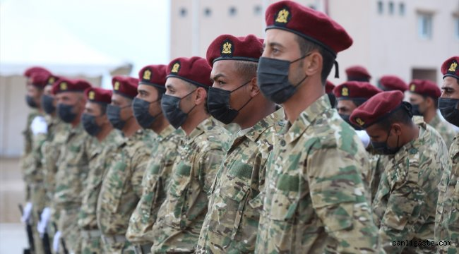 Türkiye'nin Libya ordusuna yönelik askeri eğitim programı ilk mezunlarını verdi