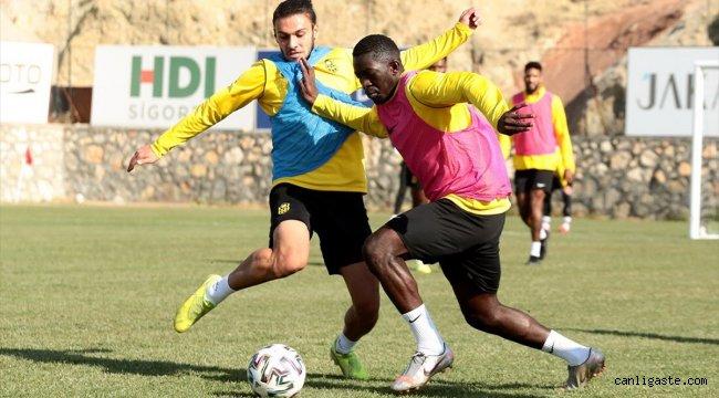 Yeni Malatyaspor'da Türkiye Kupası mesaisi sürüyor