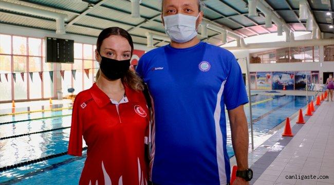 """""""Yılın kadın sporcusu"""" Sümeyye Boyacı, Türkiye'ye ilki yaşatmak istiyor:"""