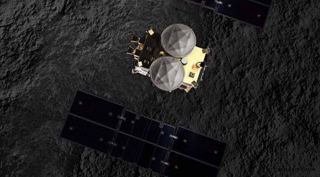 Hayabusa2 uzay aracının kapsülü Japonya'ya getirildi