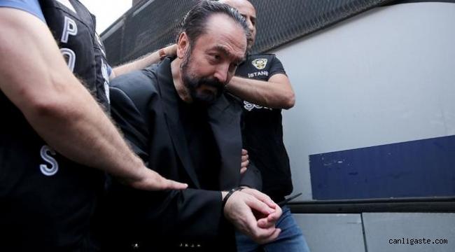 Adnan Oktar organize suç örgütü davasında karar! Bin yılı aşkın hapis cezası