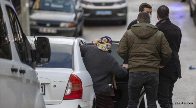 Ankara'da 70 yaşında ki kadın 80 yaşındaki eşini bıçakladı! Koca hayatını kaybetti