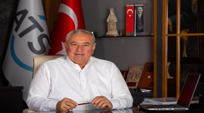 ATSO Başkanı Çetin'den TFF'ye çağrı:
