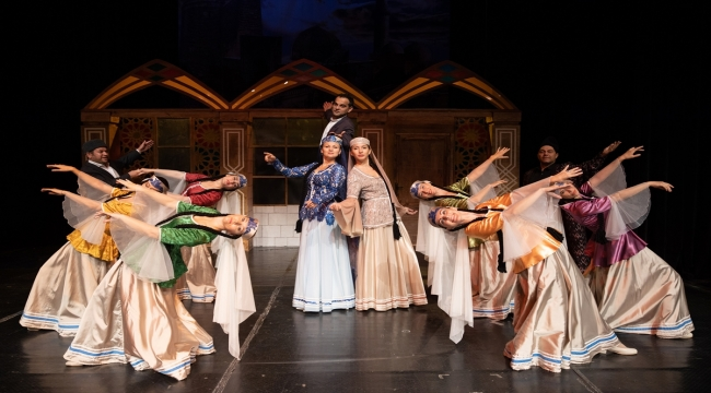 """Azerbaycanlı besteci Hacıbeyli'nin """"Arşın Mal Alan"""" opereti Bulgaristan'da sahnelendi"""