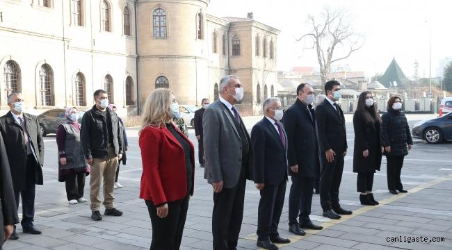 """Bakan Selçuk'un, """"okulların bahçesinde İstiklal Marşı okunsun"""" çağrısına Kayseri'den tam destek"""