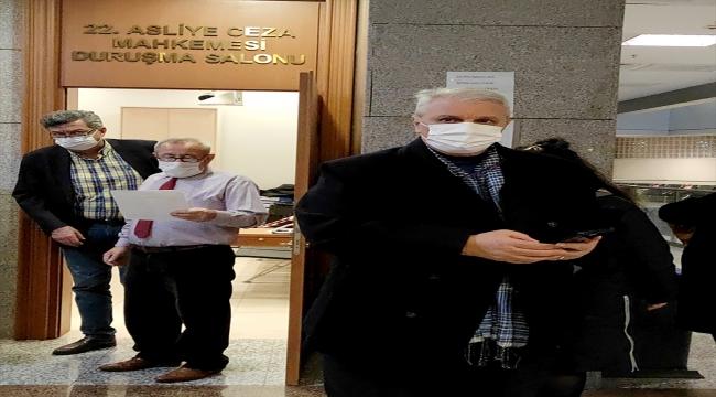 Can Ataklı'nın başörtülü öğretmene yönelik sözleri nedeniyle yargılandığı davaya devam edildi