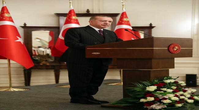 Cumhurbaşkanı Erdoğan, AB ülkelerinin Ankara büyükelçilerine hitap etti: (2)