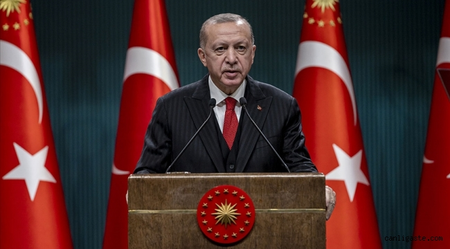 Cumhurbaşkanı Erdoğan: Kovid-19 aşısı perşembe veya cuma günü uygulanmaya başlanacak
