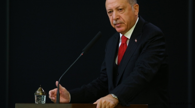 Cumhurbaşkanı Erdoğan, Nijerya açıklarında saldırıya uğrayan geminin kaptanı ile görüştü
