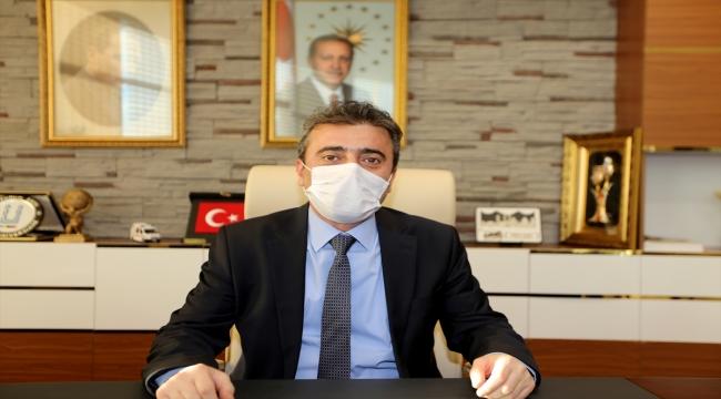 Erzurum'da sağlıkçılar yarından itibaren aşı olacak