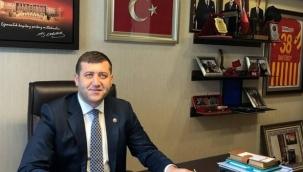 Fincan ve Tespihleri ile Türkiye gündemine oturan Kayseri OSB'ye Vekil Ersoy sahip çıktı!