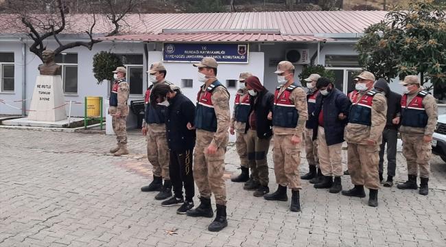 Gaziantep'te yakalanan 3 DEAŞ zanlısı tutuklandı