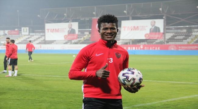 Hatayspor, Liberyalı forvet Mohammed Kamara'yı transfer etti