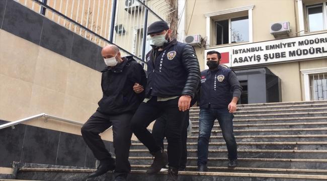 Kağıthane'de taksici cinayetinin zanlıları yakalandı