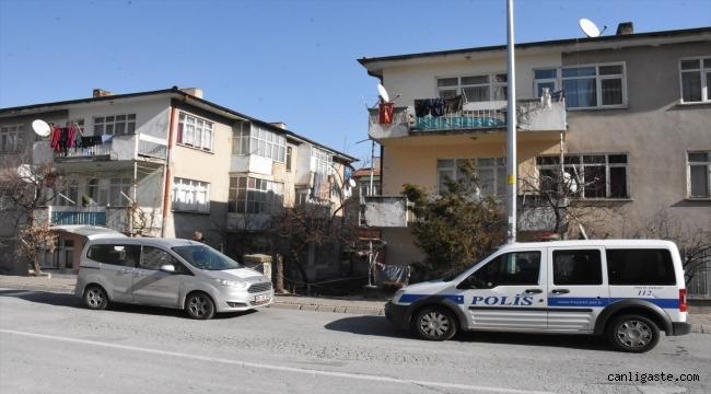 Kayseri'de 67 yaşındaki adam evinde ölü bulundu