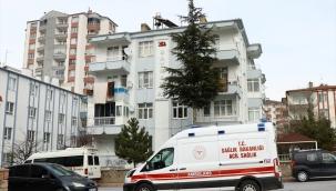 Kayseri'de bir kişi evinde ölü bulundu