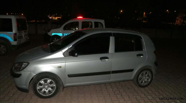 Kayseri'de polisten kaçan şüpheliler kovalamaca sonucu yakalandı