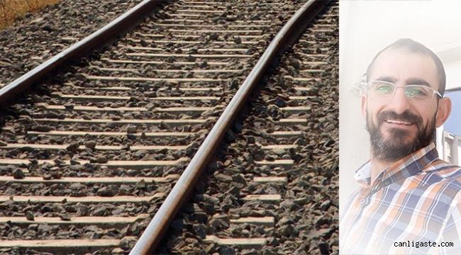 Kayseri'de tren raylarında erkek cesedi bulundu