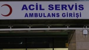 Kayseri'deki kavgada 1 kişi baltayla yaralandı