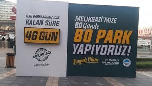 Kayseri Haberi: Melikgazi'nin 80 günde 80 parkına Saadet'ten eleştiri geldi