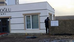 Kayseri Olay: İnşaat bekçisi kulübede ölü bulundu