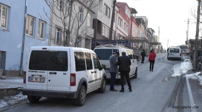 Kayseri Olay: Kayseri'de silahlı kavgada bir kişi yaralandı