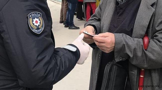Kocaeli'de Kovid-19 tedbirlerine uymayan 253 kişiye para cezası verildi