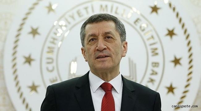 MEB Bakanı Selçuk: 15 Şubat'ta okulları açmakla ilgili bir ilke kararı aldık