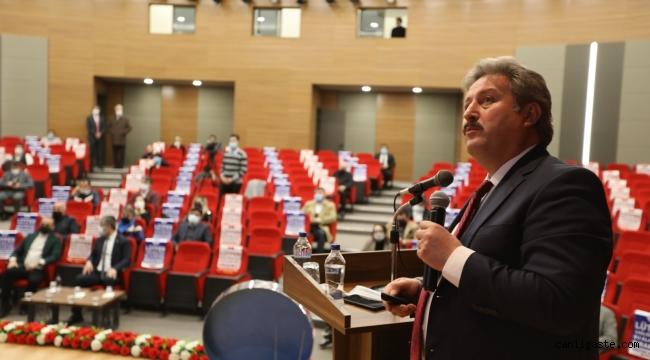 Melikgazi Belediye Başkanı Palancıoğlu, 2020 yılında gerçekleştirilen hizmetleri anlattı