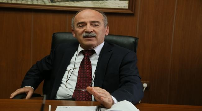 """OMÜ Ziraat Fakültesi Dekanı Prof. Dr. Özcan: """"Tarım ve gıda üretimi dünyanın geleceğini belirleyecek"""""""